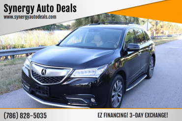 2016 Acura MDX SH AWD w/Tech 4dr SUV w/Technology Package SUV - 021616 - Image 1