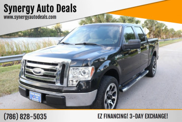2010 Ford F-150 XLT 4x2 4dr SuperCrew Styleside 5.5 ft. SB Pickup Truck - A98068 - Image 1