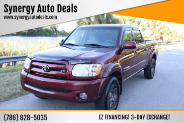 2006 Toyota Tundra Limited 4dr Double Cab SB Pickup Truck - 560518 - Image 1