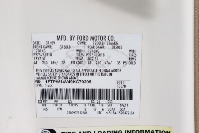 2009 Ford F-150 - Image 27
