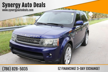 2010 Land Rover Range Rover Sport Supercharged 4x4 4dr SUV SUV - 221802 - Image 1