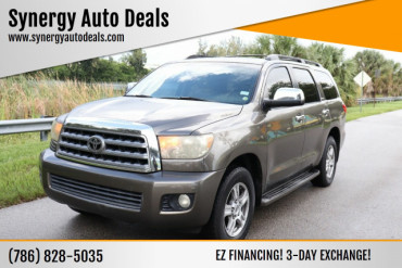 2008 Toyota Sequoia Limited 4x2 4dr SUV SUV - 005704 - Image 1