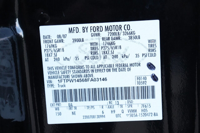2008 Ford F-150 - Image 29