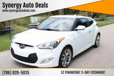 2015 Hyundai Veloster RE:FLEX 3dr Coupe Coupe - 219757 - Image 1