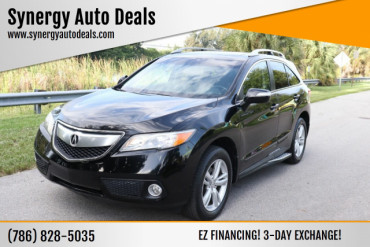 2013 Acura RDX w/Tech 4dr SUV w/Technology Package SUV - 000182 - Image 1