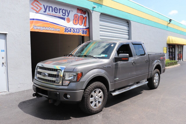 2012 Ford F-150 - Image 1
