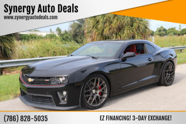 2012 Chevrolet Camaro SS 2dr Coupe w/2SS Coupe - 170358 - Image 1