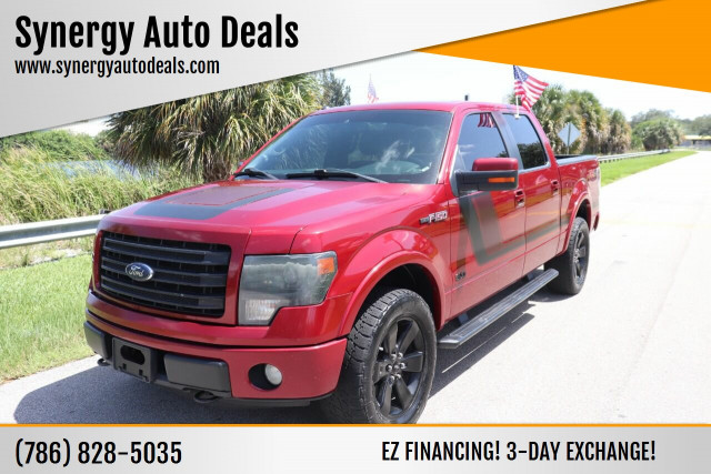 2014 Ford F-150 - Image 1