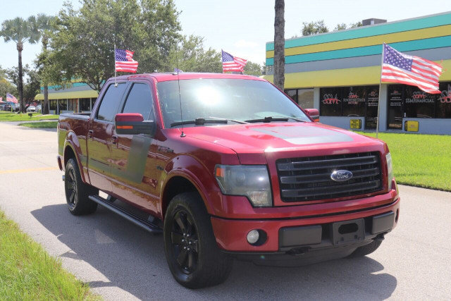 2014 Ford F-150 - Image 5