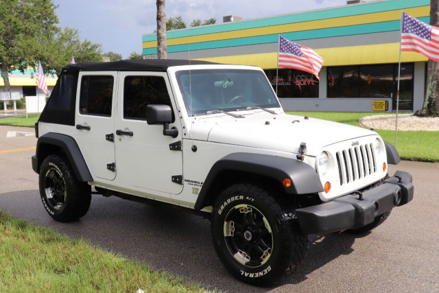 2008 Jeep Wrangler Unlimited - Image 11