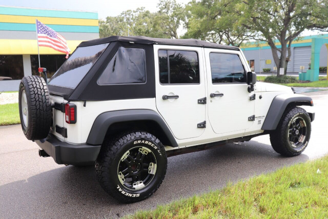 2008 Jeep Wrangler Unlimited - Image 13