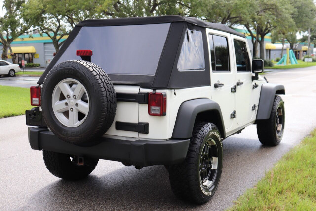 2008 Jeep Wrangler Unlimited - Image 14