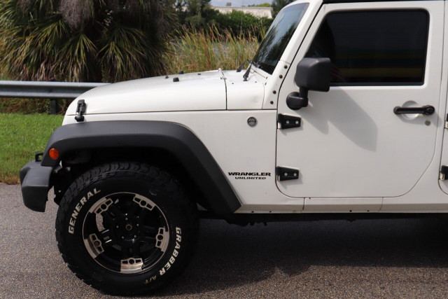 2008 Jeep Wrangler Unlimited - Image 20