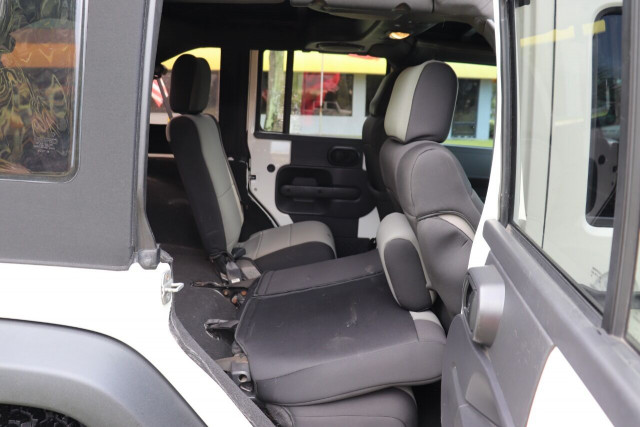 2008 Jeep Wrangler Unlimited - Image 35