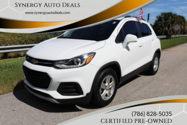 2019 Chevrolet Trax LT 4dr Crossover Wagon - 323672 - Image 1