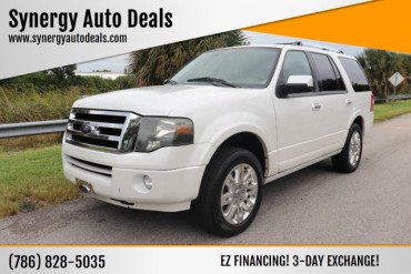 2011 Ford Expedition Limited 4x2 4dr SUV SUV - F32443 - Image 1