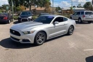 2016 Ford Mustang EcoBoost 2dr Fastback Coupe - 281668 - Image 1